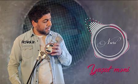 دانلود آهنگ آذربایجانی جدید Nuri Serinlendirici به نام Yasat Meni